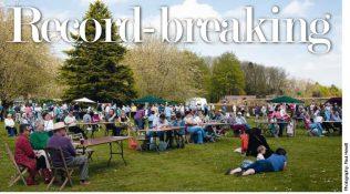 Record-breaking plant fair