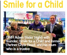 Smile for a child