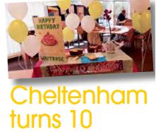 Cheltenham Celebration