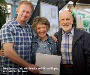 Waitrose garden wins in Wimborne