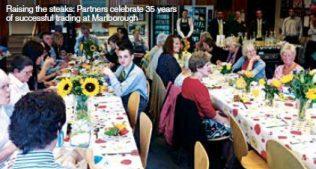 Marlborough celebrates 35 years