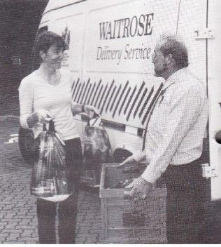 Waitrose delivers more