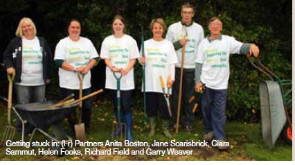 Ringwood Partners support community centre