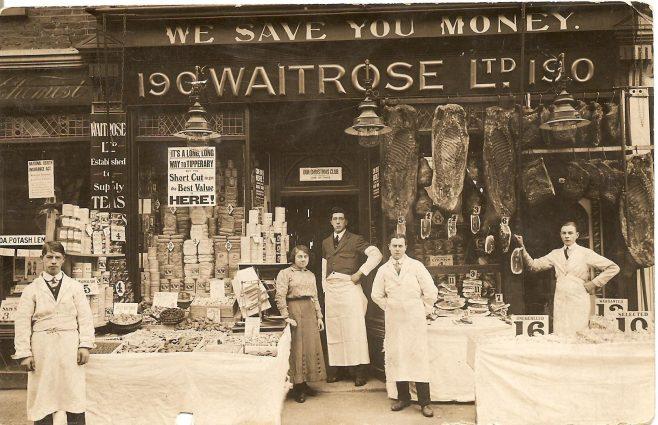 190 Acton Lane 1914 | J Whittle