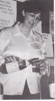 Barnet Wine specialist Sandra Nicholson