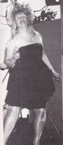 Diane Bungay as Tina Turner