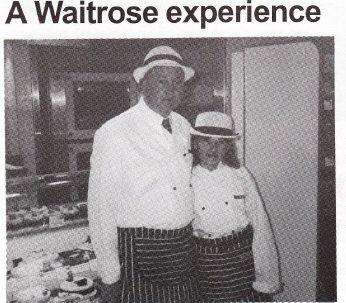 A Waitrose Experience