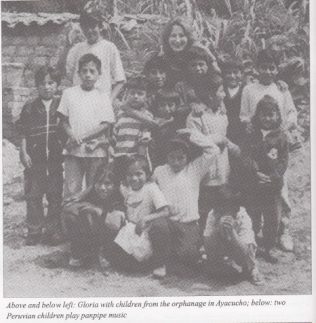 Missionary trip to Peru