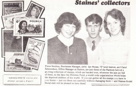 Staines Collectors