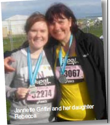 Hexham Partner take on the Great North Run