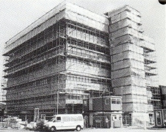 Bracknell Head Office in 1986