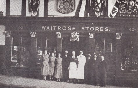 Waitrose in Windsor