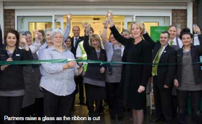 Frimley refit is a business first