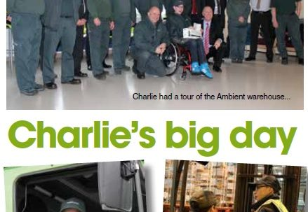 Charlie's Big Day