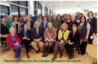 Stroud hosts Community Matters guests