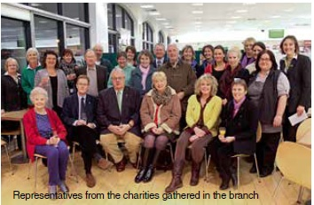 Stroud hosts Community Matters guests
