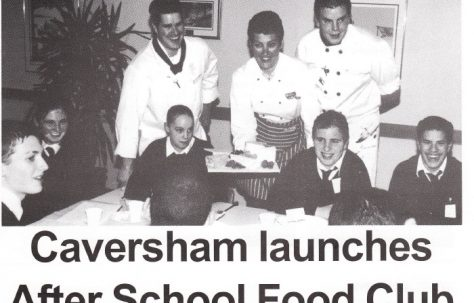Caversham launches after school club