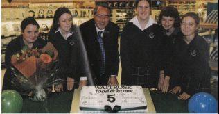 Happy Anniversary Salisbury
