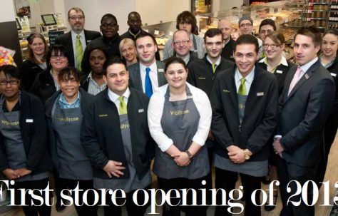 Branch opening of Clapham Common
