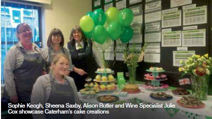 Macmillan Cancer supports annual coffee morning