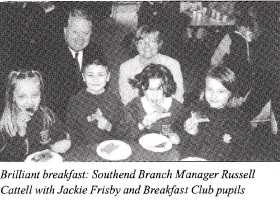 Breakfast Club boosts kids