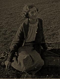 Violet aged 17 | Peter Beckley