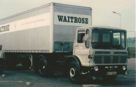 Waitrose Transport