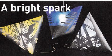 A bright spark