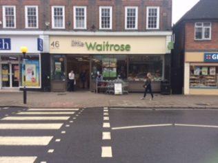 Little Waitrose Amersham | Store Planning Photo Library