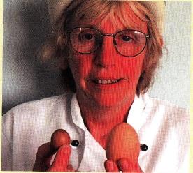An 'eggs' traordinary story