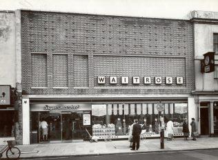 Waitrose Barnet branch 109 - 1962   John Lewis Partnership archive collection