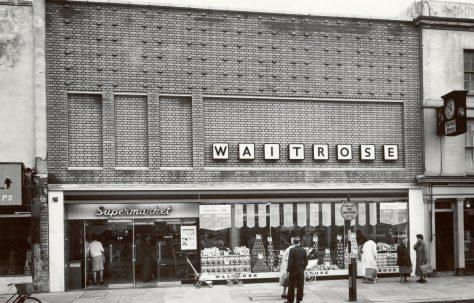Waitrose Barnet