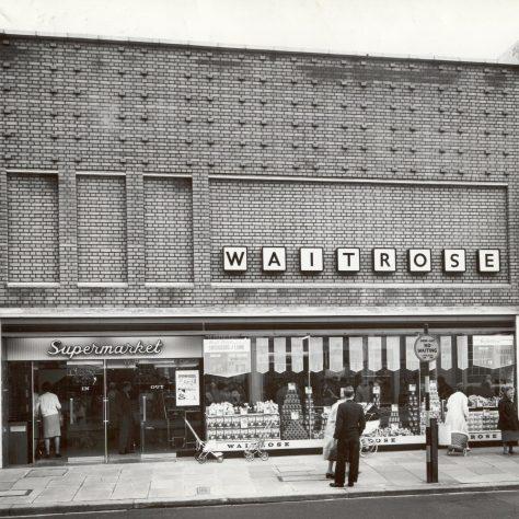 Waitrose Barnet branch 109 - 1962 | John Lewis Partnership archive collection
