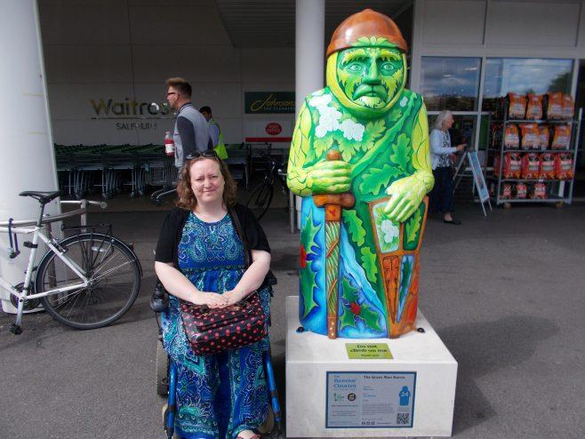 Green Man Baron