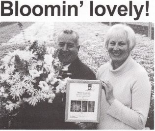 Bloomin' lovely!