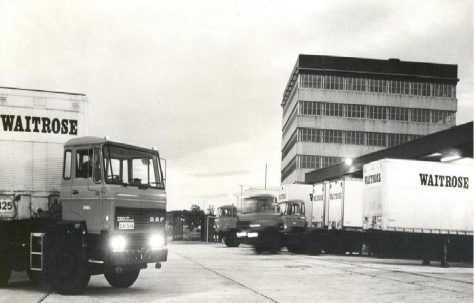A short history of Bracknell HQ
