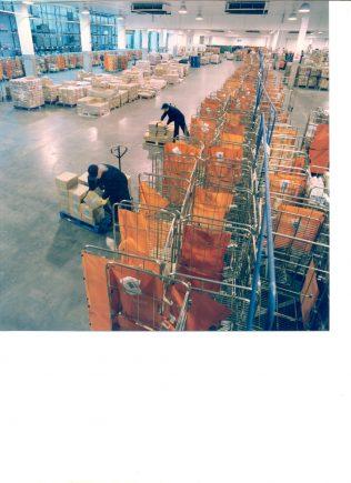 Bracknell warehouse interior 1996 | The Gazette