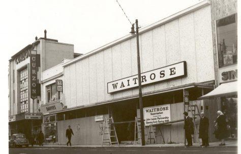 Waitrose Brighton