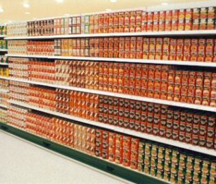Canned Soup | Self