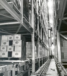 High Bay Warehouse