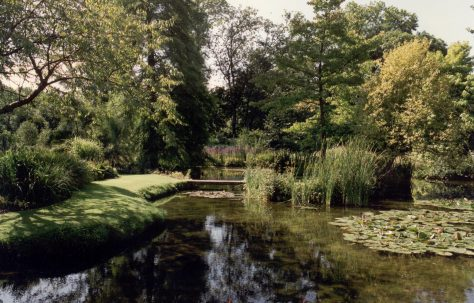 The Longstock Water Gardens