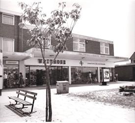 Canford Heath - closed branch