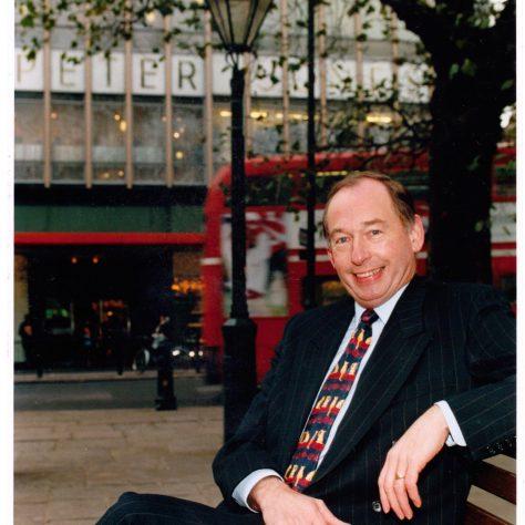 David Ramsey 1998 | John Lewis Partnership archives