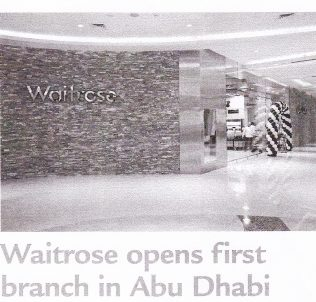 First branch in Abu Dhabi