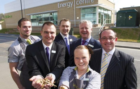 Waitrose opens first energy centre