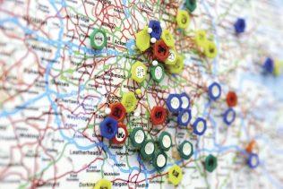 Aylesford RDC map 2011 | The Gazette