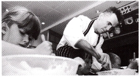 Gary Rhodes visits Southend