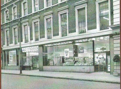 Gloucester Road Branch 53 (later changed to 123)