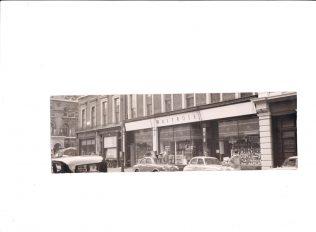 Waitrose Gloucester Road Feb 1960 2403u | John Lewis Partnership archives