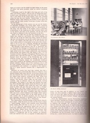 Waitrose Watford opening 1961 | The Gazette